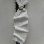 drapé de pierre  22 X 94 cm