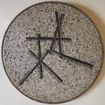 MIKADO   Diam 60 cm  Granit